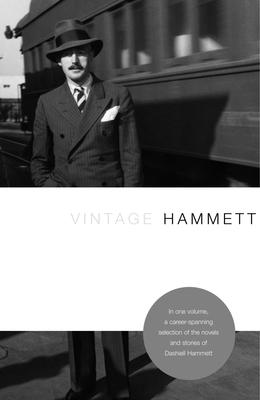 Vintage Hammett Cover