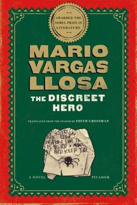 The Discreet Hero: A Novel Cover Image