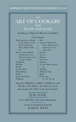 The Art of Cookery Made Plain and Easy Cover Image