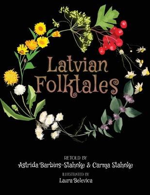 Latvian Folktales Cover Image
