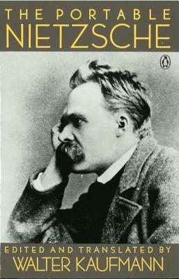 The Portable Nietzsche Cover Image