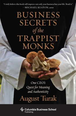 Business Secrets of the Trappist Monks Cover