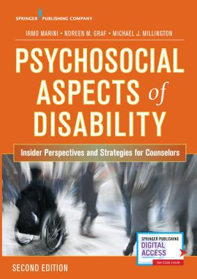 Psychosocial Aspects of Disability: Insider Perspectives and Strategies for Counselors Cover Image