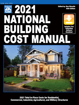 2021 National Building Cost Manual Cover Image