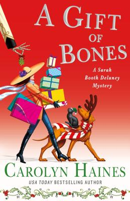 A Gift of Bones: A Sarah Booth Delaney Mystery Cover Image