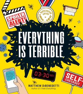 Cover for Everything Is Terrible.