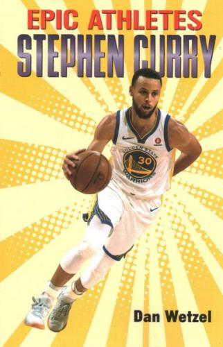 Epic Athletes: Stephen Curry Cover Image