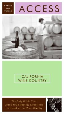 Access California Wine Country Cover Image