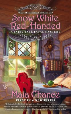 Snow White Red-Handed Cover Image