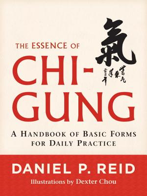 The Essence of Chi-Gung Cover