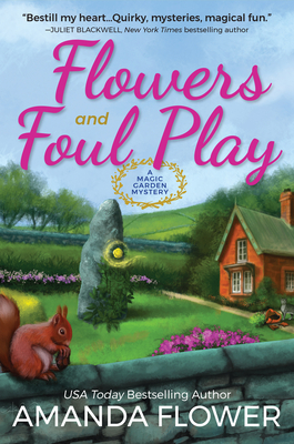 Cover for Flowers and Foul Play