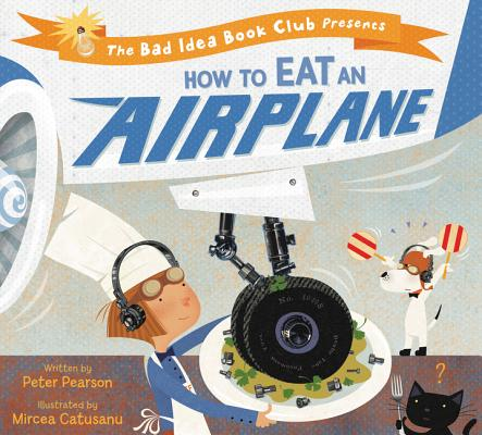 How to Eat an Airplane Cover Image