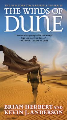 The Winds of Dune: Book Two of the Heroes of Dune Cover Image