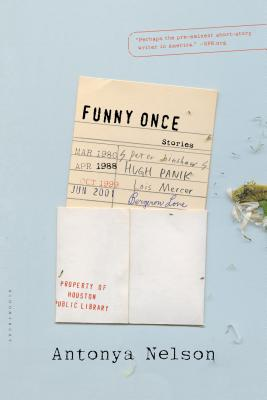 Funny Once: Stories Cover Image
