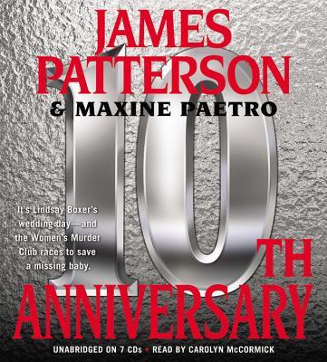 10th Anniversary (Women's Murder Club) Cover Image