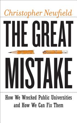 The Great Mistake Cover