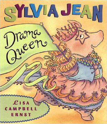 Sylvia Jean, the Drama Queen Cover