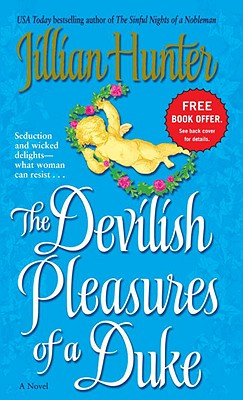 The Devilish Pleasures of a Duke Cover