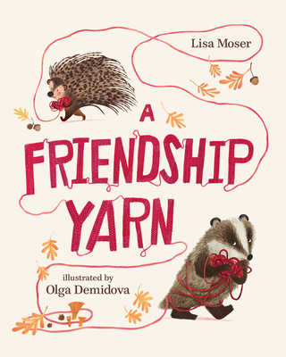 A Friendship Yarn Cover Image