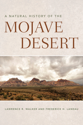 A Natural History of the Mojave Desert Cover Image