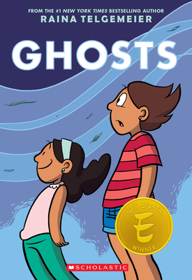 Ghosts, by Raina Telgemeier