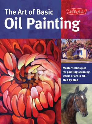The Art of Basic Oil Painting Cover