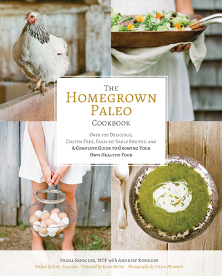 Cover for The Homegrown Paleo Cookbook