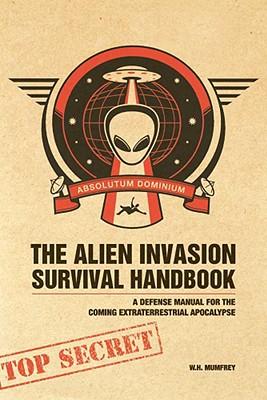 The Alien Invasion Survival Handbook Cover
