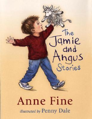 The Jamie and Angus Stories Cover