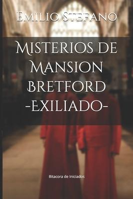 Misterios de Mansion Bretford Cover Image