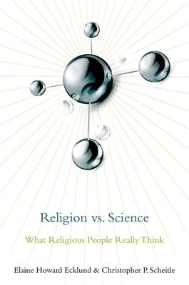 Cover for Religion vs. Science