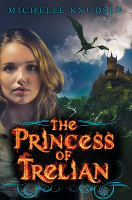 The Princess of Trelian Cover