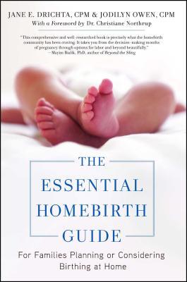 The Essential Homebirth Guide Cover