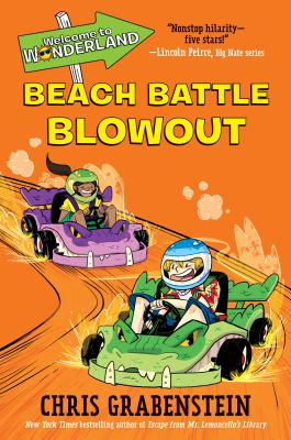 Welcome to Wonderland #4: Beach Battle Blowout Cover Image