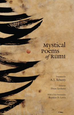 Mystical Poems of Rumi Cover Image