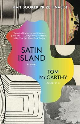 Satin Island Cover Image