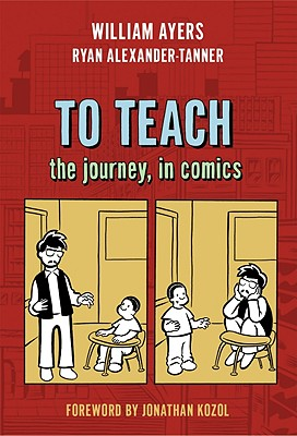 To Teach: The Journey, in Comics Cover Image