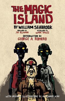 The Magic Island Cover Image