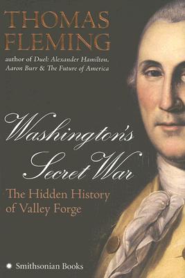 Washington's Secret War Cover
