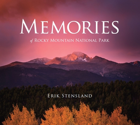 Memories of Rocky Mountain National Park Cover Image