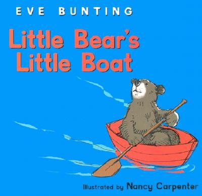 Little Bear's Little Boat Cover Image