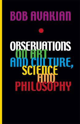Observations on Art and Culture, Science and Philosophy Cover Image