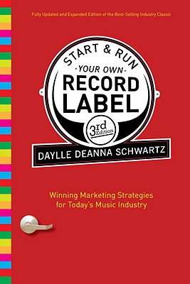 Start & Run Your Own Record Label Cover
