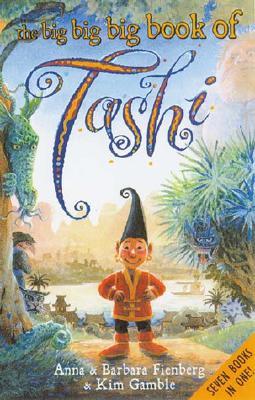 The Big Big Big Book of Tashi (Tashi series) Cover Image