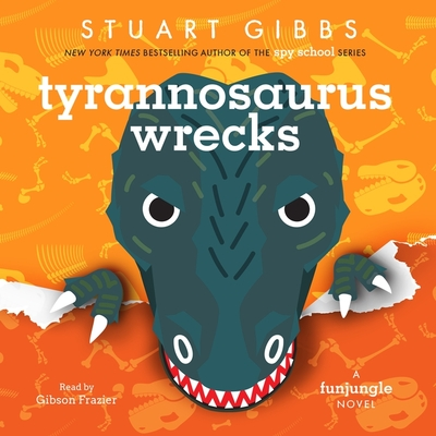 Tyrannosaurus Wrecks: A Funjungle Novel Cover Image