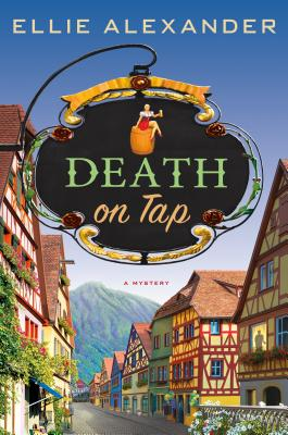 Death on Tap: A Mystery (A Sloan Krause Mystery #1) Cover Image