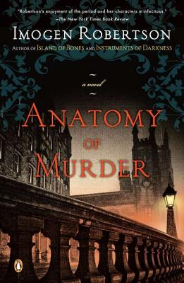 Anatomy of Murder: A Novel (A Westerman and Crowther Mystery #2) Cover Image