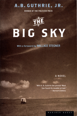 The Big Sky Cover Image