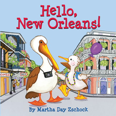 Hello, New Orleans! (Hello!) Cover Image