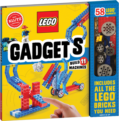 Lego Gadgets Cover Image